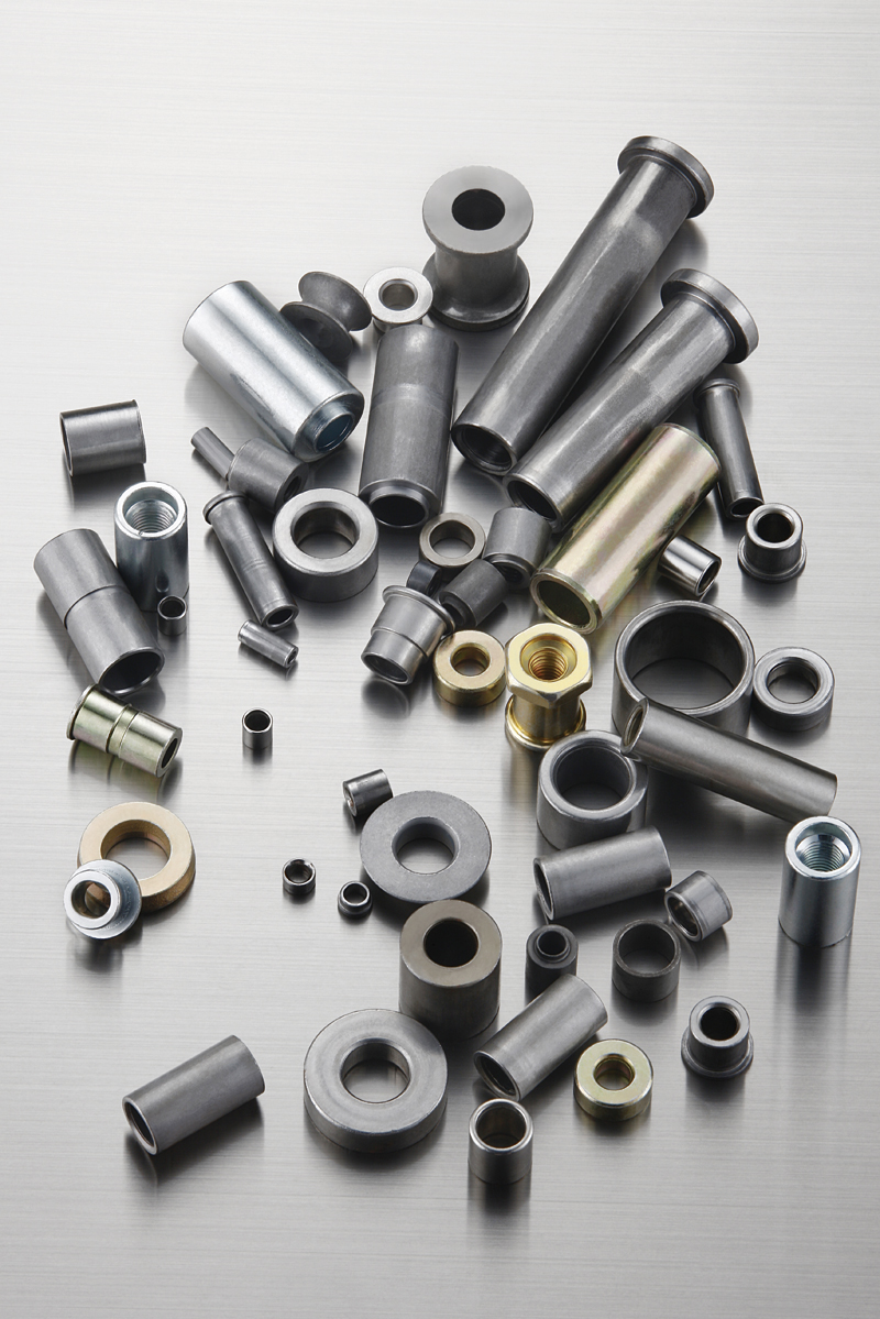 TUBES / SPACERS / ROLLERS